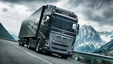 Volvo FH16 - I-Shift
