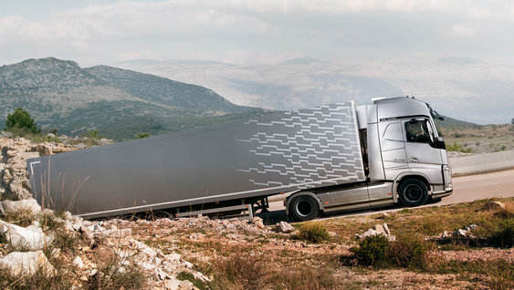 Volvo FH - I-See