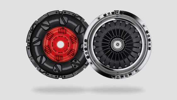 Volvo FH - I-Shift Dual Clutch